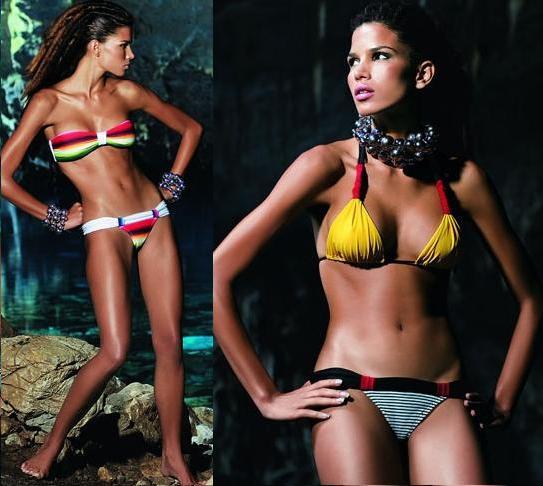6b6425642 A Banco de Areia é uma marca de moda praia muito apreciada pelas suas cores  vibrantes e estampas alegres. Mulheres do mundo todos já se encantaram com  estes ...