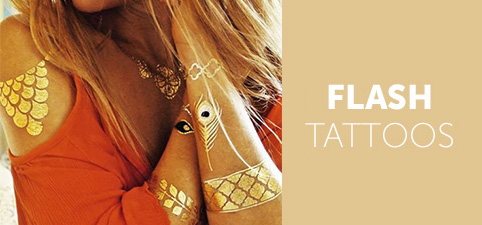 Flash Tatoos