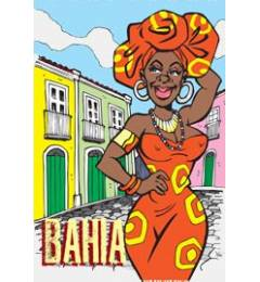 Canga Baiana Cartoon