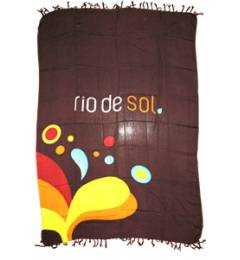 Canga Canga Rio De Sol Marrom