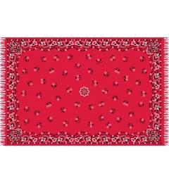 Canga vermelha Bandana Vermelha
