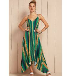 Vestido saida de praia verdeVESTIDO Bali