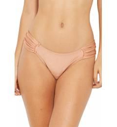 Calcinha rosa metalizado lacinho - Bottom Acqua Marrom Eres