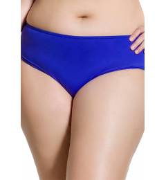 Calcinha lisa azul hot pants - Bottom Classic Cobalt Plus
