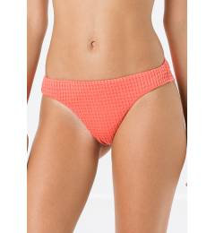 Calcinha texturizada ripple - Bottom Miracle Anarruga Coral