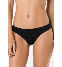Calcinha texturizada ripple preto - Bottom Miracle Anarruga Preto
