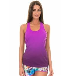 Blusa roxa Fitness Amora Fit
