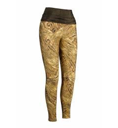 Calça fitness fio de ouro rds Leg Reluzente