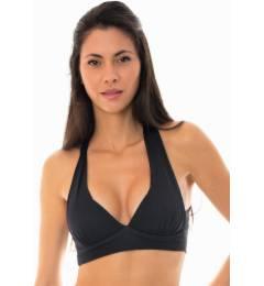 Top fitness preto Duna Black Top Fitness