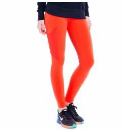 Legging vermelho Fitness Fuseau Yacatas