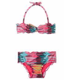 Bikini baby estampa geometrica color Pipoca Doce