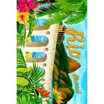 Canga Rio de Janeiro Lapa Retro