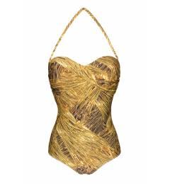 Body torcido fio de ouro Reluzente One Piece