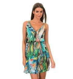 Sa�da De Praia Skin Dress