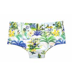 Sunga estampada tropical Army Brasil